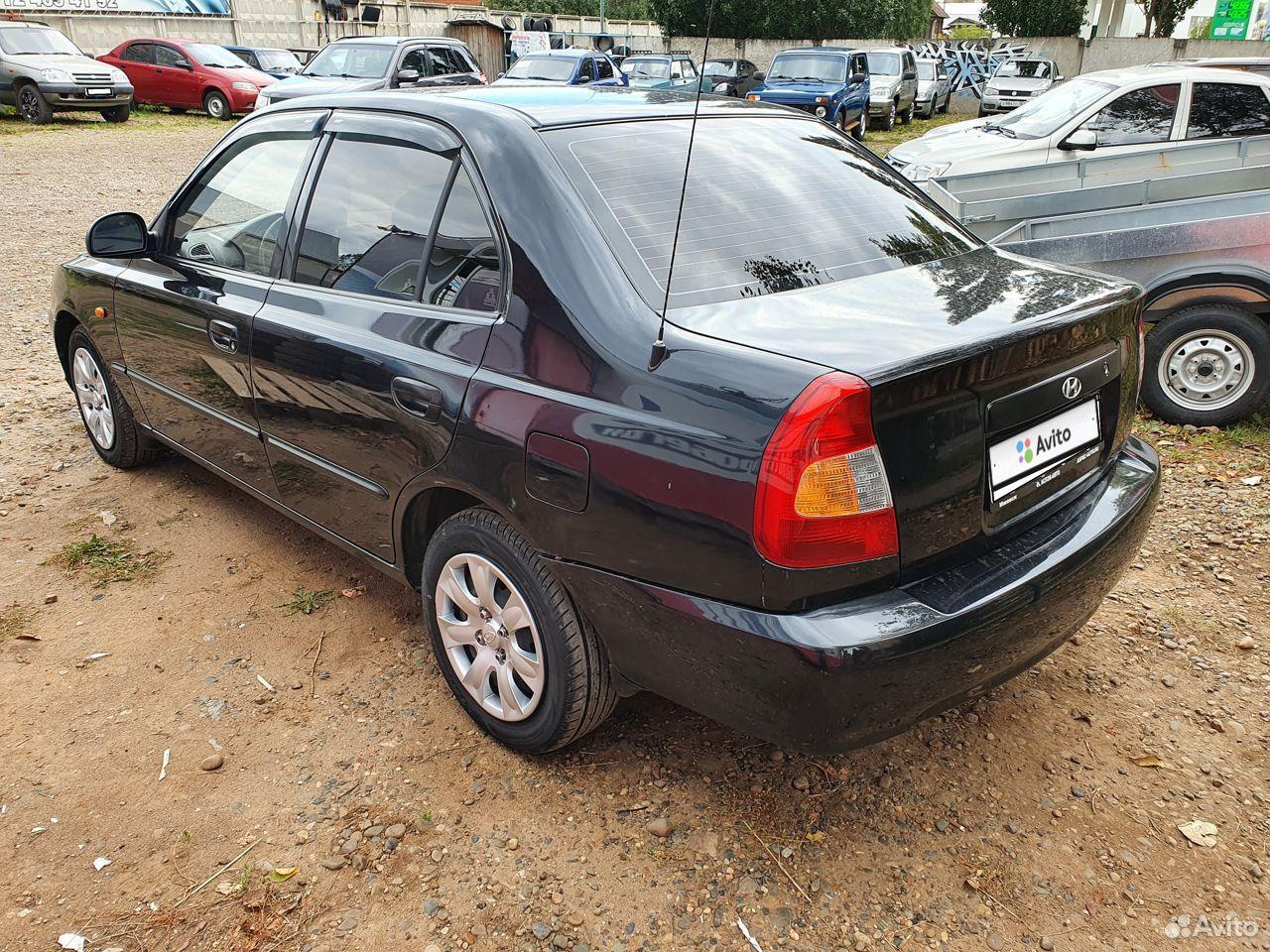 Hyundai Accent, 2009  89226856605 купить 3