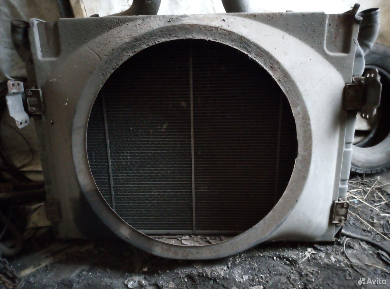 Радиатор Скания Т серии  89046134530 купить 2