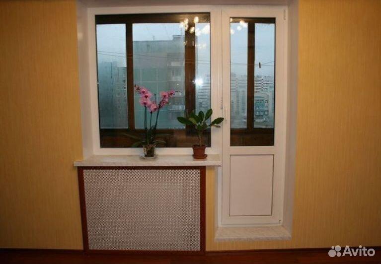 Балконный блок/ Окна пластиковые  89510779674 купить 4