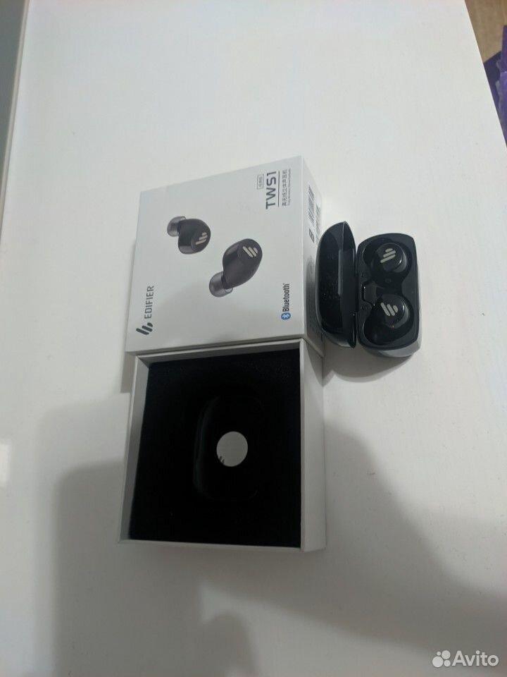 Блютуз наушники Edifier tws1(новые)  89965226147 купить 1