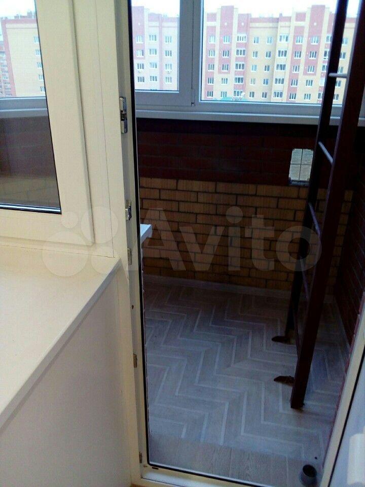 1-к квартира, 38 м², 7/10 эт.  89648621484 купить 5
