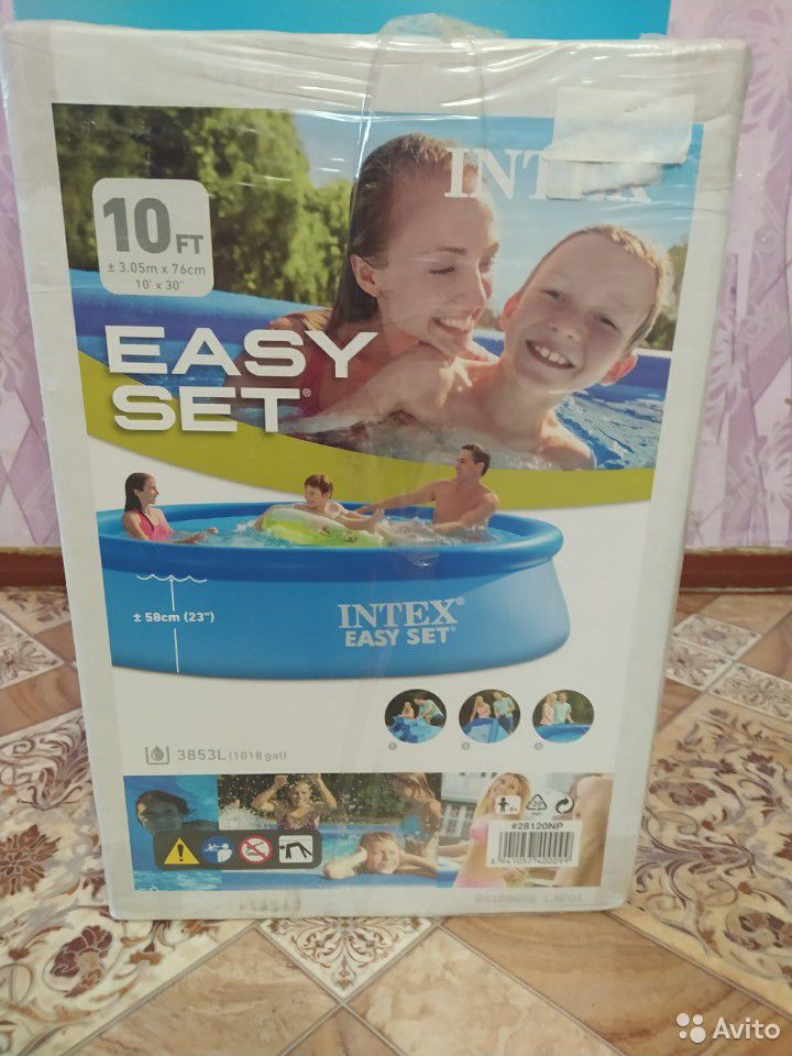 Inflatable pool  89194444891 buy 1