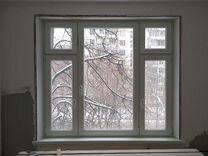 Б/у деревянные окна из квартиры