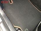 Ева (EVA) коврики Porsche Cayenne I (955)