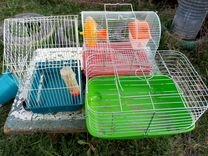 Клетки для домашних питомцев