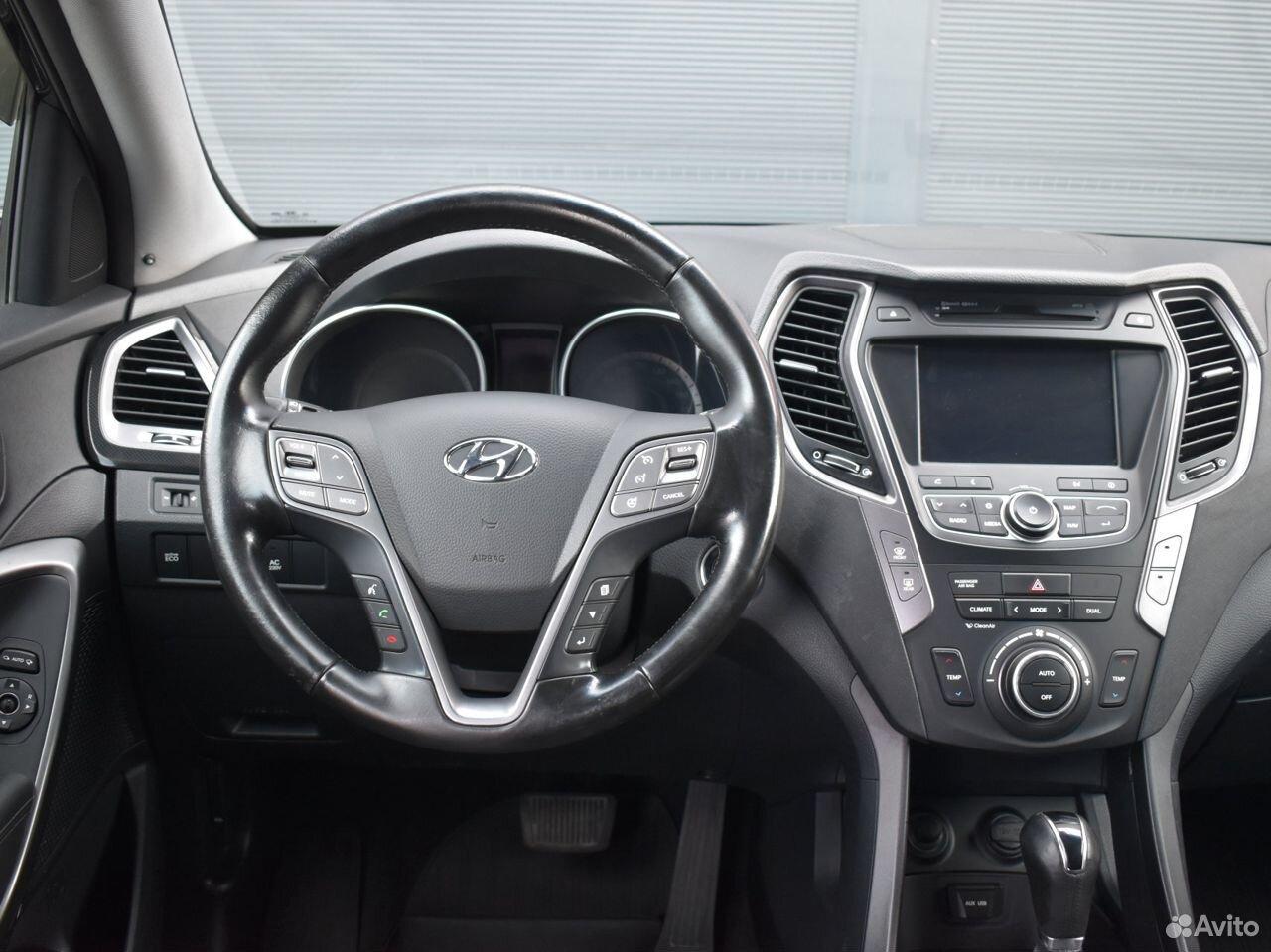 Hyundai Santa Fe, 2012  84012391573 купить 7
