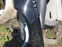 Крылья Audi A4 2010