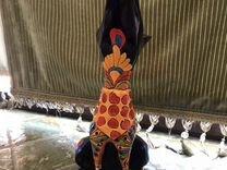 Мексиканская статуэтка Талавера койот — Мебель и интерьер в Москве