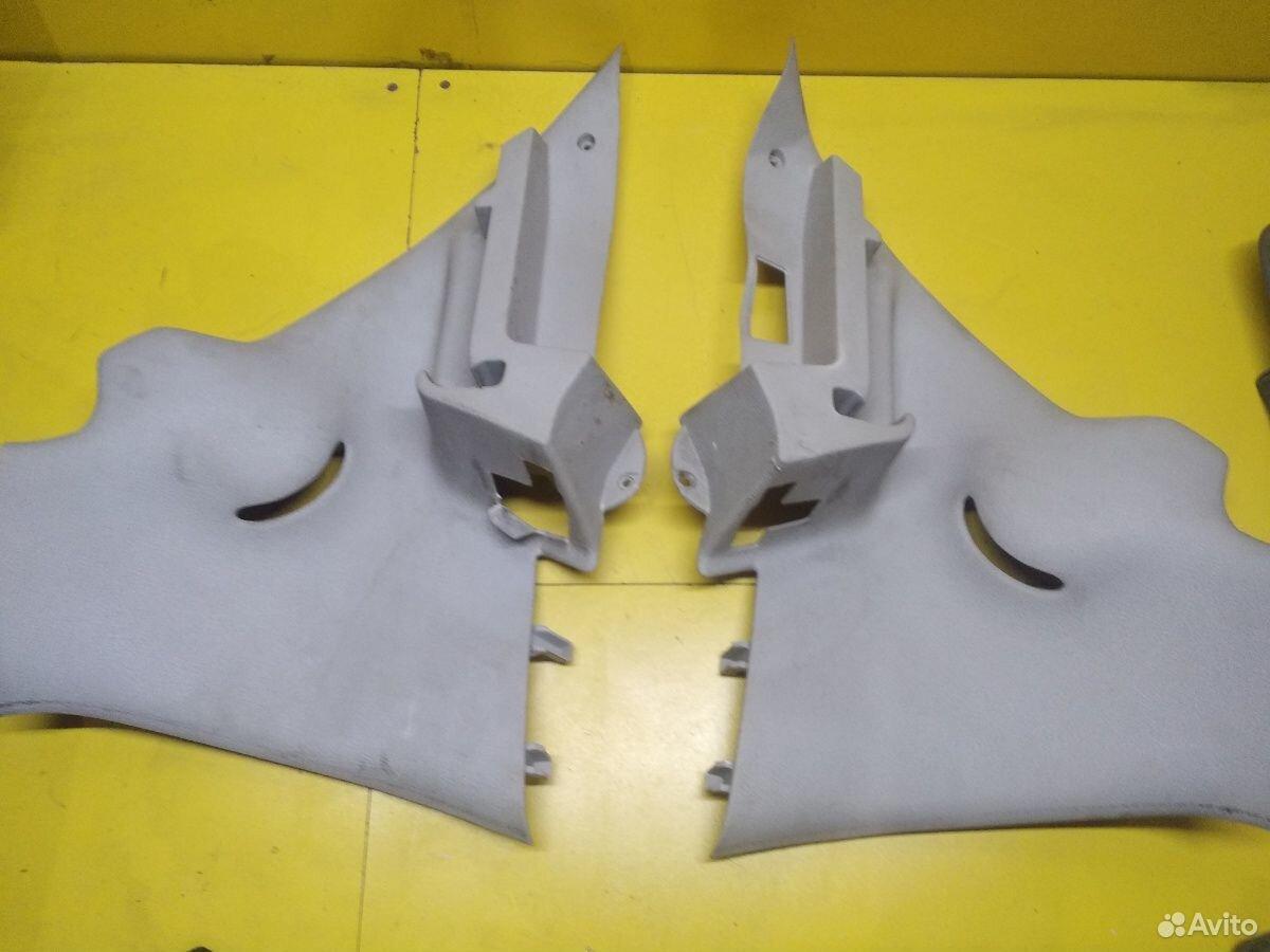 Пластиковые обшивки багажника Пежо 206  89000273703 купить 1