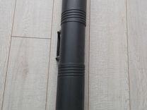Тубус с ручкой трёхсекционный