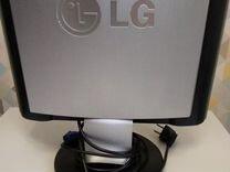 ЖК-Монитор LG Flatron L1730S — Товары для компьютера в Твери