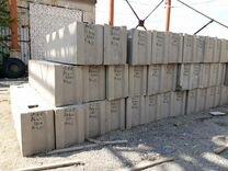 Блоки фундаментные, фбс, бетон