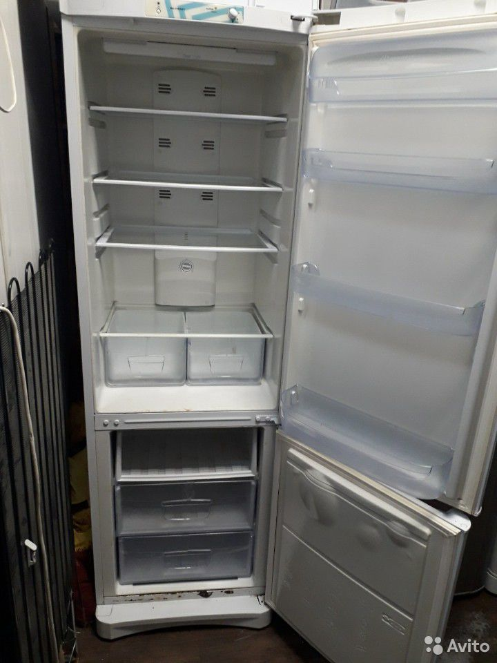 Холодильник индезит 1,85м ноуфрост  89371411501 купить 2