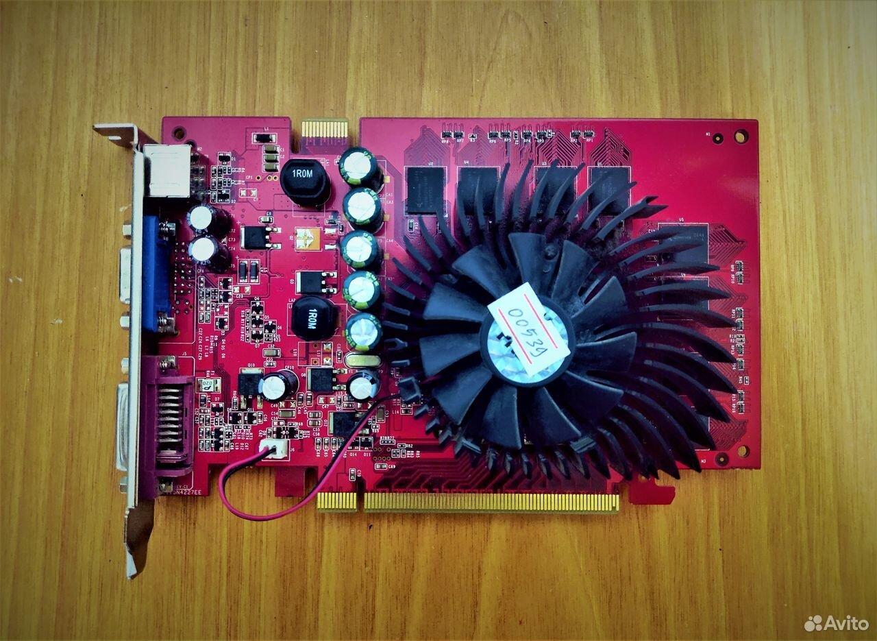 Видеокарта MSI 256 Mb NX7600GT  89538085333 купить 1