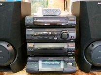 Музыкальный центр Sony XB6