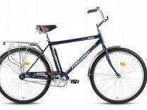 Велосипед мужской с высокой рамой Parma 10 forvad