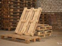 Продаю б/у деревянные поддоны
