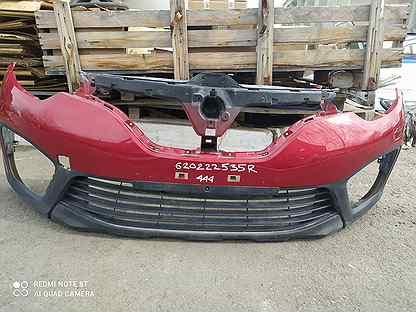 Бампер передний Renault Kaptur 620222535R