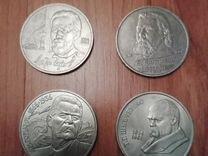 Юбилейные рубли СССР,жетоны