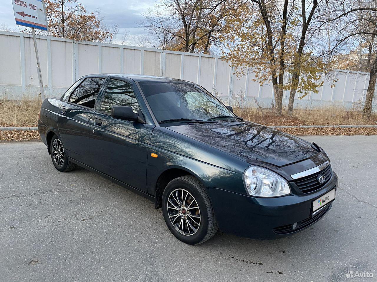 LADA Priora, 2007 89271280812 купить 5