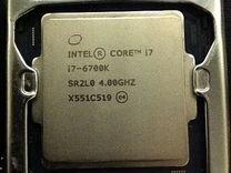 Компьютер i7 6700k + Gigabyte Z270m D3h + DDR4 2x4