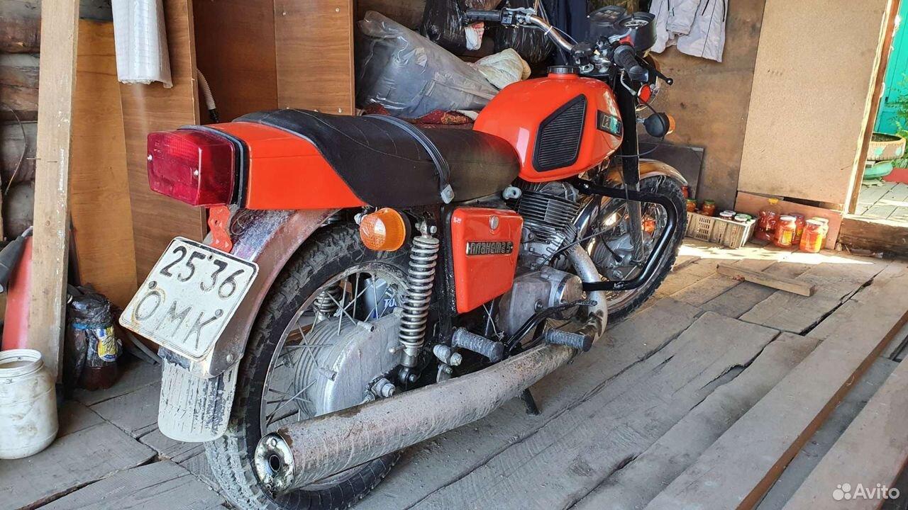 Мотоцикл иж-планета 5 (7-107)  89140408280 купить 4