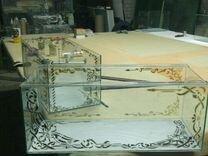 Аквариумы из советского стекла 67литров