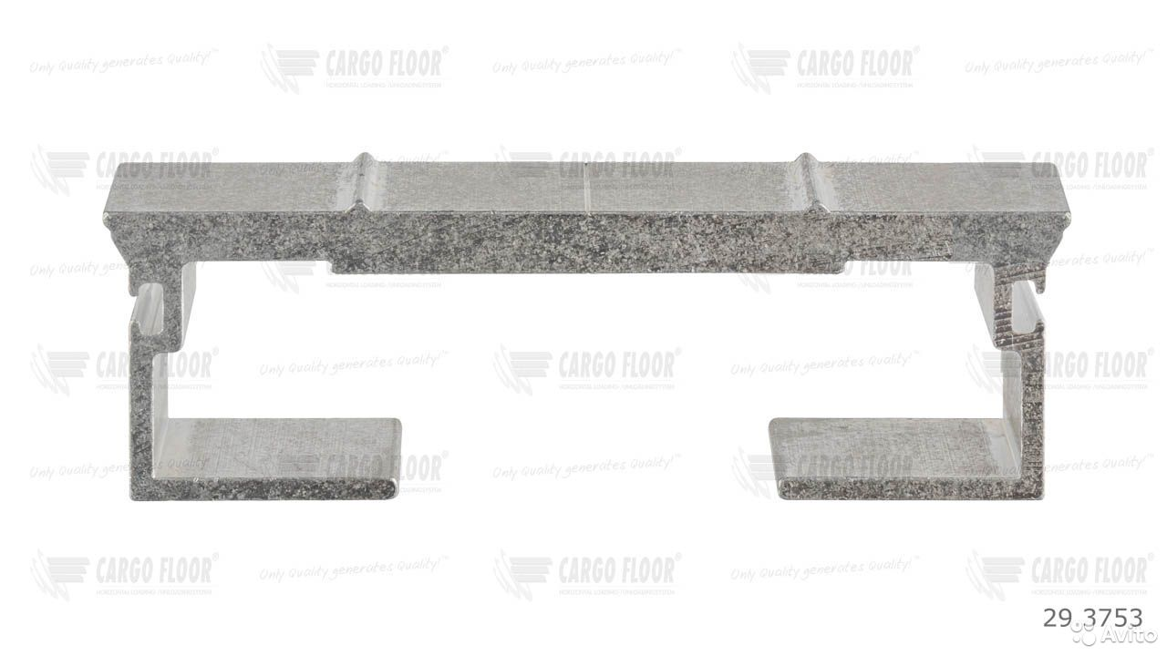 Алюминиевый профиль 8/112мм-DS ребристый  89584675788 купить 1