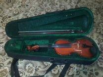 Скрипка 2/4 (половинка)