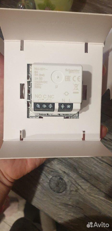 Комнатный термостат Schneider Electric(Unika new) 89179477229 купить 2