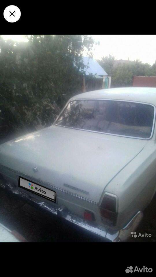 ГАЗ 24 Волга, 1981  89186300903 купить 2