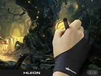 Новая перчатка для планшета