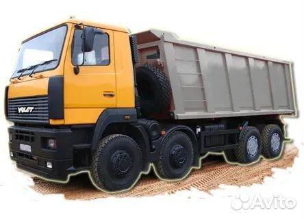 Гравий 80-200 мм 10 тонн маз арт. - d5-77