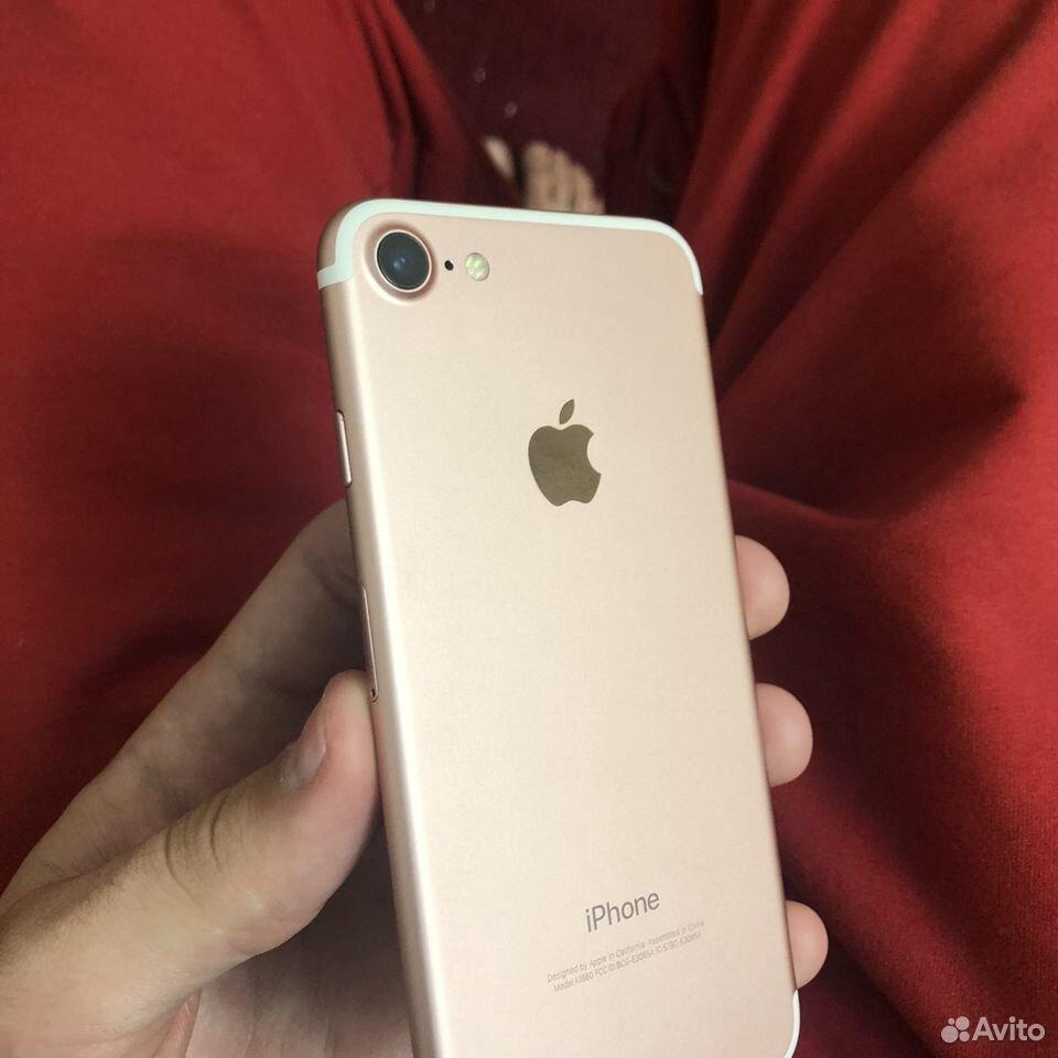 iPhone 7 32гб Rosegold  89286489914 купить 2