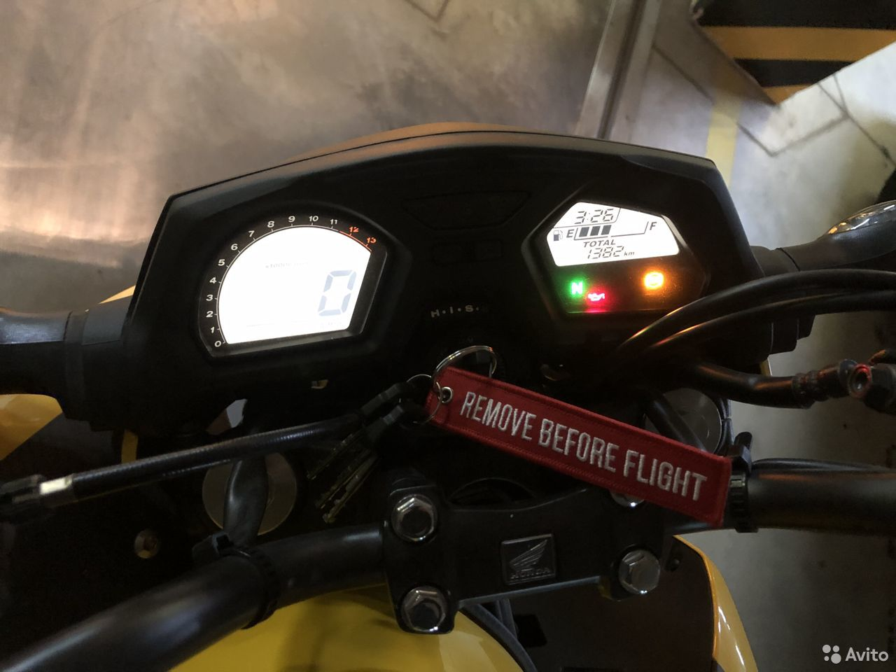 Honda CB650F  89019225399 купить 4