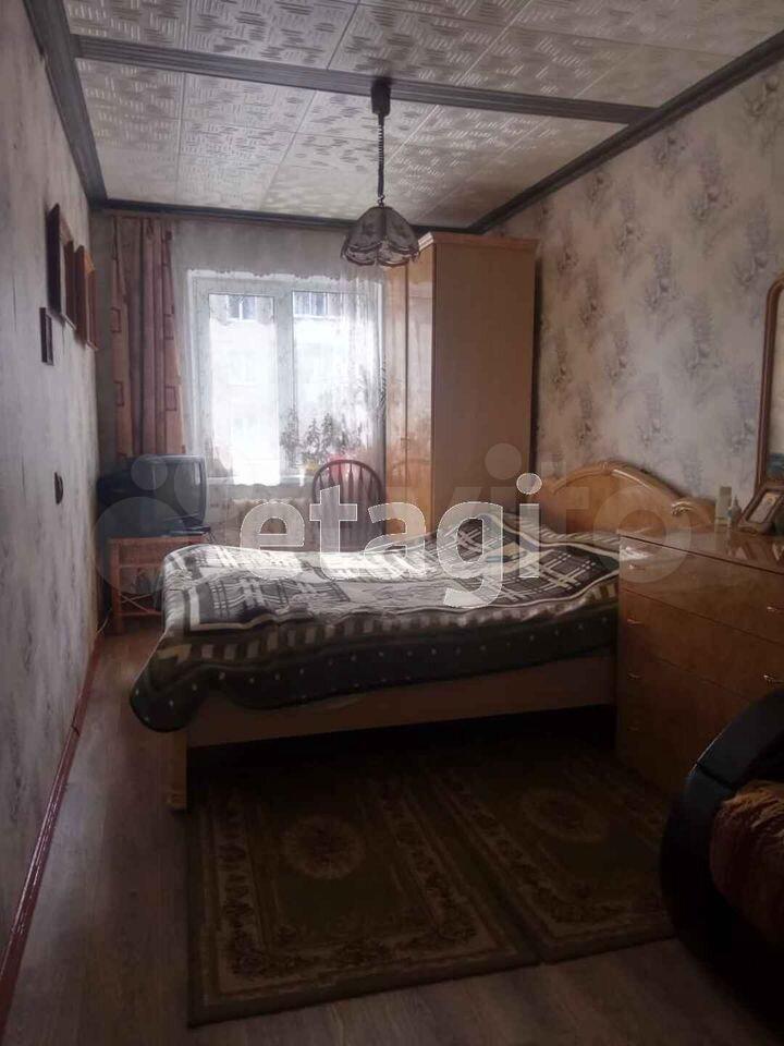 3-к квартира, 57 м², 3/5 эт.