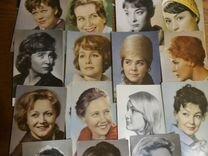 Фото, открытки артистов кино