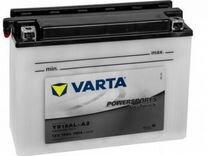 Аккумулятор для снегохода varta 516016012 — Запчасти и аксессуары в Санкт-Петербурге