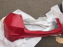 Бампер задний для Honda Civic 5D