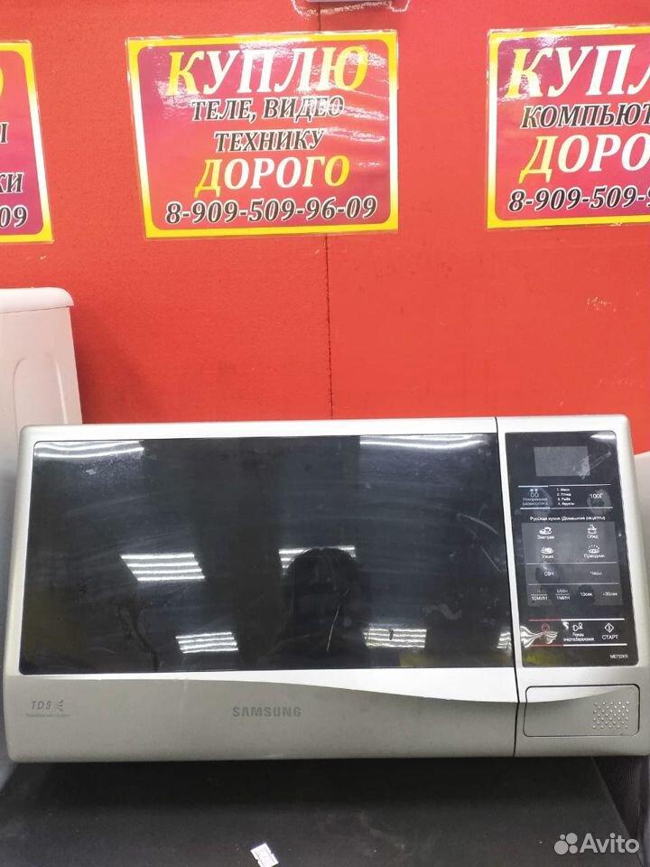 Микроволновая печь Samsung me 732 kr  89516196351 купить 1