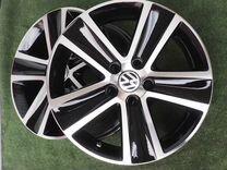 Новые диски Volkswagen Polo2 R15 Rapid, Subaru