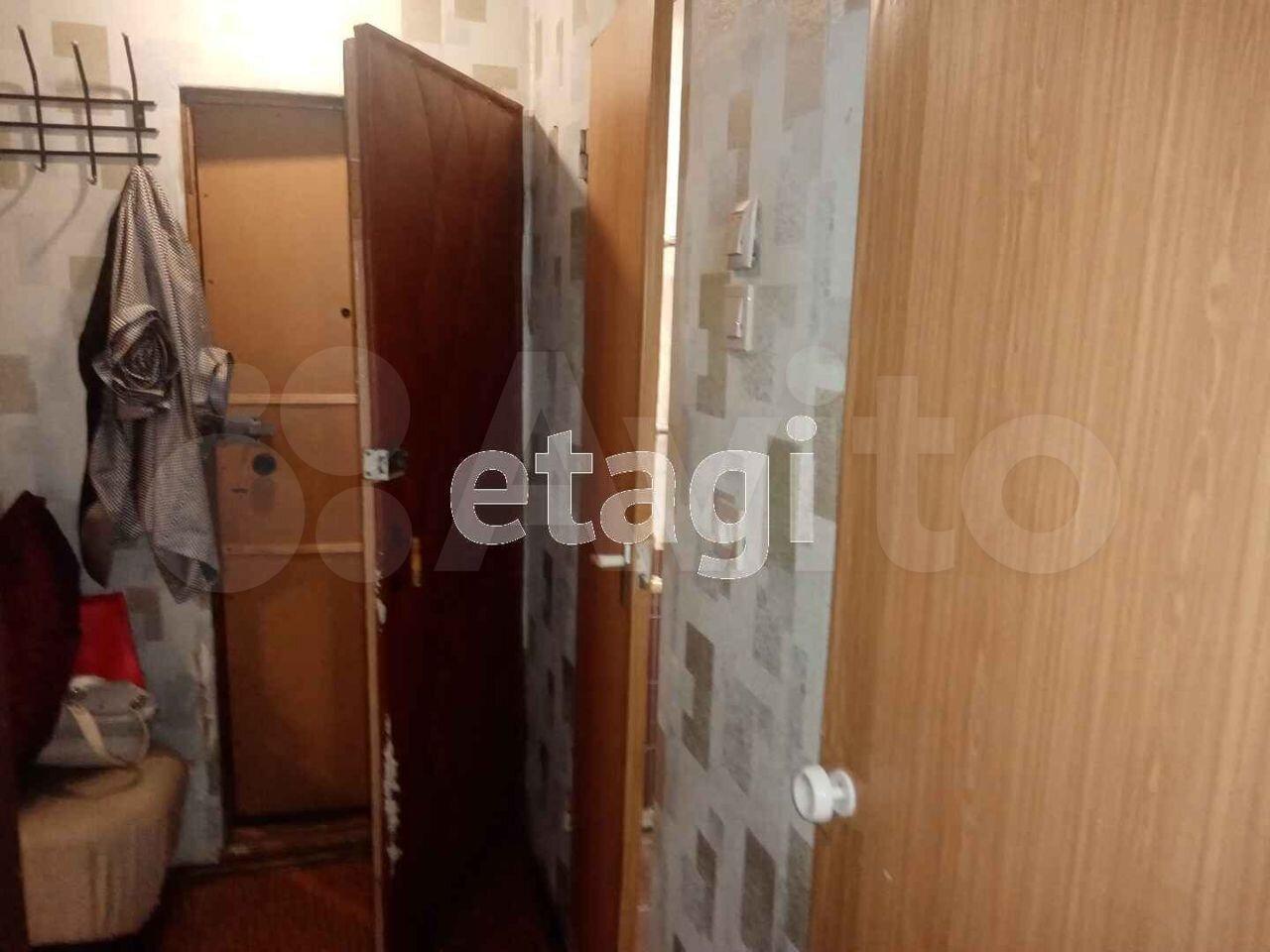 1-к квартира, 34 м², 2/9 эт.  89201336441 купить 4