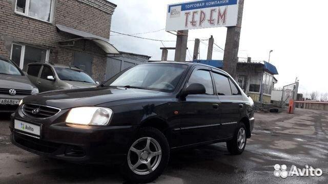 Hyundai Accent, 2007  89211966271 купить 3