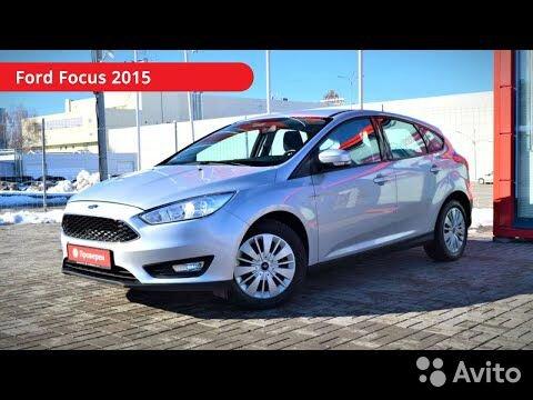 Ford Focus, 2015  88633112345 купить 2